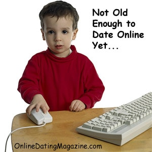 How old to do online dating?
