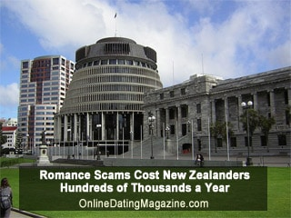 New Zealand Online Dating Romance Scams