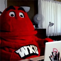 Big Red - Mascot for Western Kentucky University