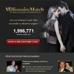 MillionaireMatch Surpasses Two Million Users