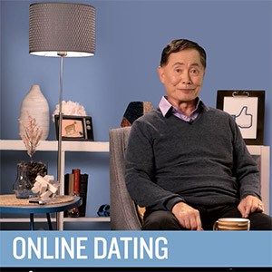 George Takei Talks Online Dating
