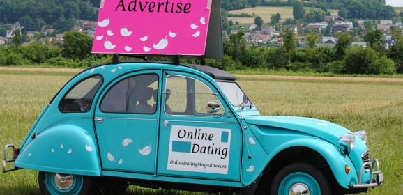 Online Dating Magazine Ad Space and Video